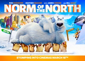 Norm Of The North: New Trailer & Poster