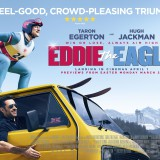 New Poster: Eddie The Eagle