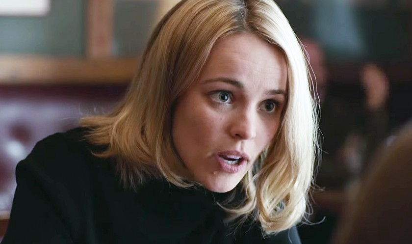 Rachel McAdams in Spotlight