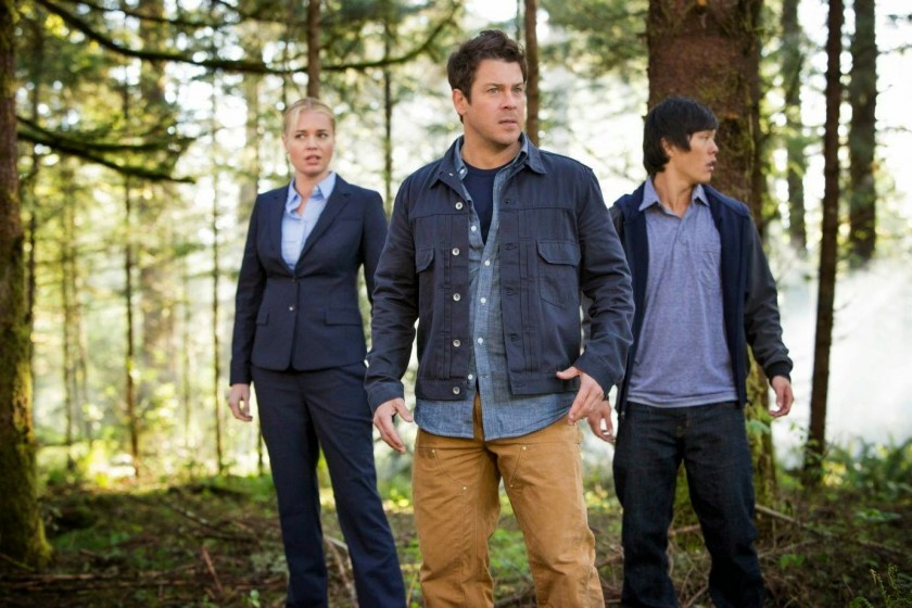 The Librarians E1 (2)
