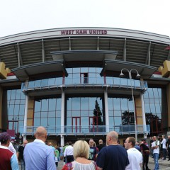 Final Score Will Be Filmed At Upton Park