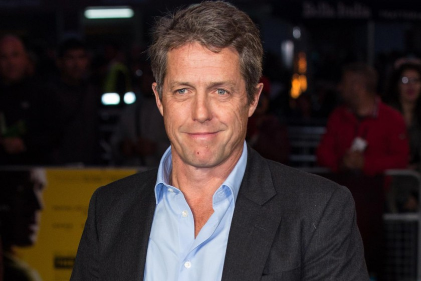 Hugh Grant honoured wi...