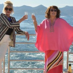 First teaser trailer for Ab Fab Movie