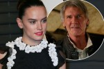 Daisy Moved By Harrison Ford's speech