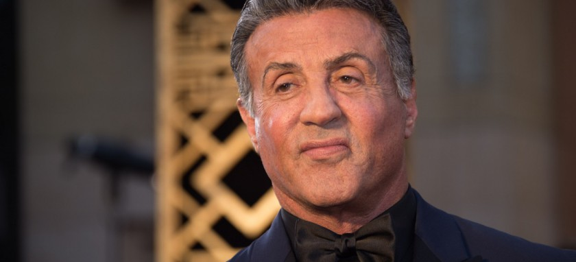 Stallone Spotted On Guardians Set