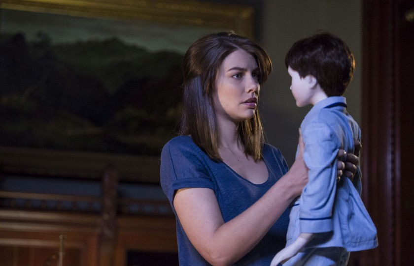 LAUREN COHAN stars in THE BOY