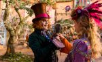 New Clip For Alice Through The Looking Glass