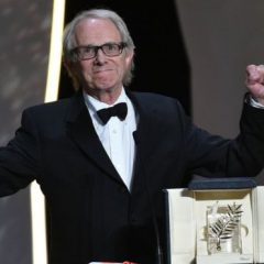 Ken Loach's film I, Daniel Blake has won the Palme d'Or