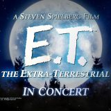 Close-Up encounters… 'E.T. in Concert' at The Royal Albert Hall