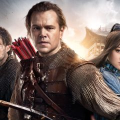 The Great Wall (3D) (12A) | Close-Up Film Review