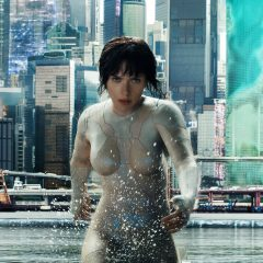 Ghost in the Shell (12A)   Close-Up Film Review