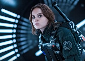 "Felicity Jones' ""Jyn Erso"" The Most Popular Star Wars Character In The UK"