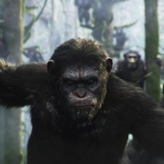 War for the Planet of the Apes  (12A) | Close-Up FIlm Review