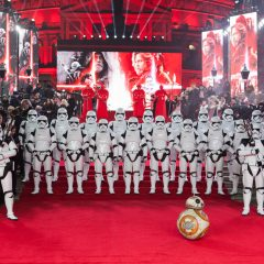 Star Wars: The Last Jedi – European Royal Premiere Highlights