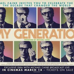 My Generation: Michael Caine takes you back to the swinging sixties