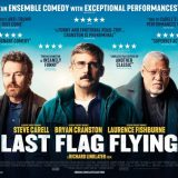 UK Poster Launched for Last Flag Flying – In Cinemas 26 January