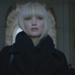Red Sparrow: new trailer for Jennifer Lawrence thriller