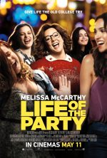 New Poster For 'Life Of The Party'