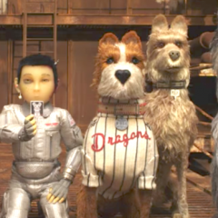 Isle of Dogs  (PG)   Close-Up Film Review