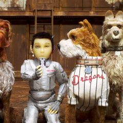 Go behind the scenes of ISLE OF DOGS
