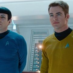 Paramount has plans for at least two more Star Trek movies