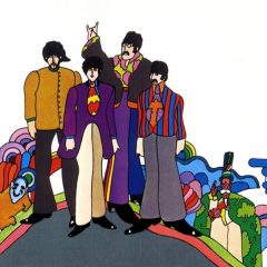 The 50th Anniversary Big Screen Revival Of Yellow Submarine