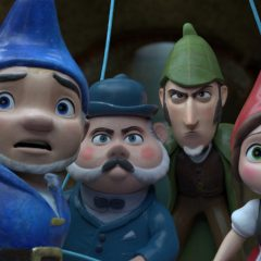 Sherlock Gnomes (PG) | Close-Up Film Review