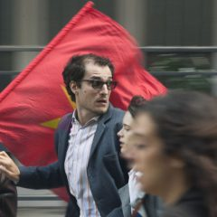 Redoubtable aka Godard Mon Amour (15) | Close-Up Film Review