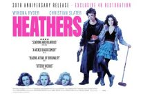 4K Restoration of  'HEATHERS' In Cinemas This Summer
