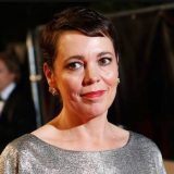 Olivia Colman receives BFI fellowship