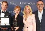 Stars gather in support of BFI LUMINOUS