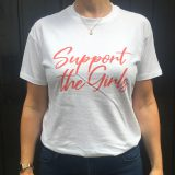 Win a Support The Girls DVD & T-Shirt