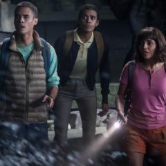 Dora and the Lost City of Gold (PG)   Home Ents Review